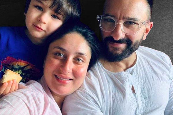Saifina will get her younger son to be introduced into fans virtually