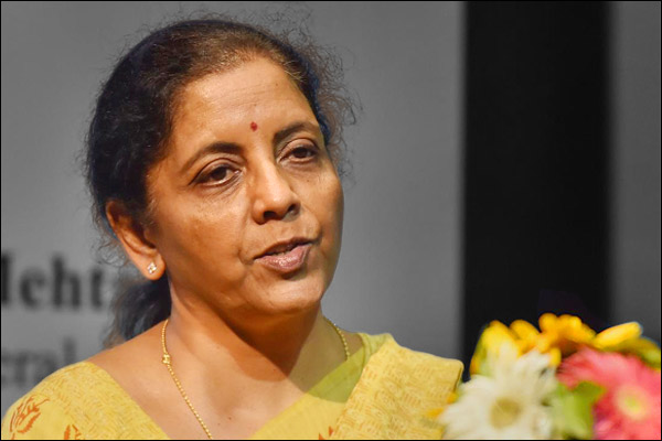 Nirmala Sitharaman Says In Kochi That There Is No Law and Order in Kerala