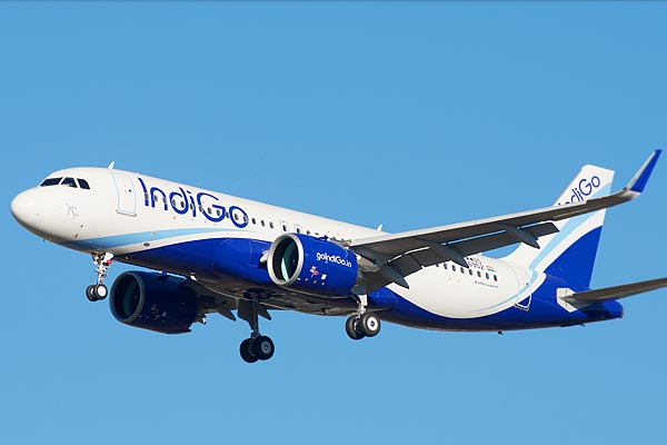 IndiGo flight diverts to Karachi due to medical emergency onboard.