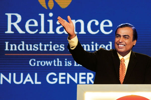 Mukesh Ambani ranked 8th in the list of worlds richest people
