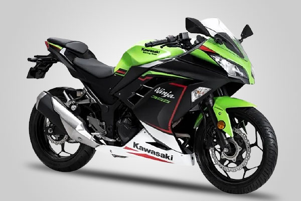 2021 Kawasaki Ninja 300 Bs6 Launched In India