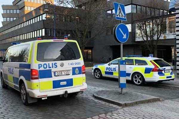Eight people stabbed in Sweden