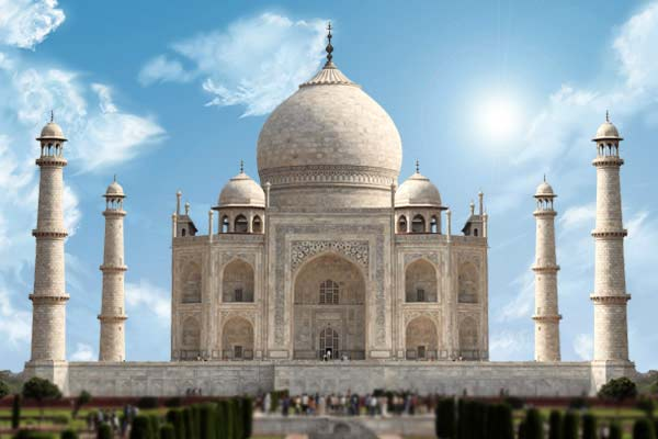 Taj Mahal Closed After Information Army And Police Search starts