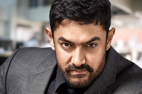 Aamir Khan himself designed his new look for his new song