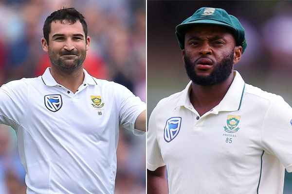 Bavuma becomes South Africas limited overs captain while Elgar gets command of the Test
