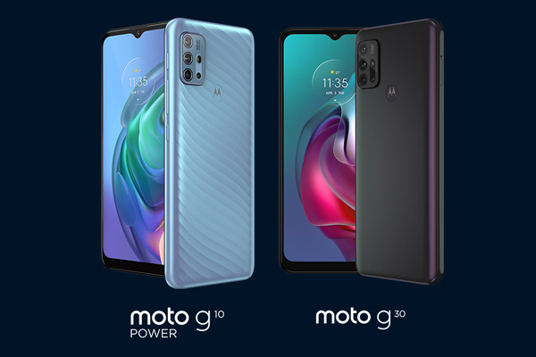 Motorola G10 Power and Moto G30 Launch Date In India