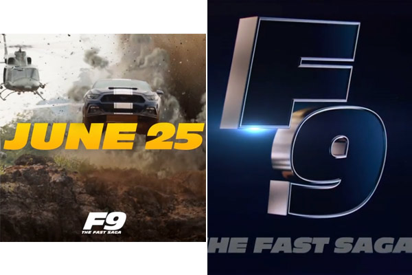 Vin Diesels film Fast and Furious 9 to be released on June 25
