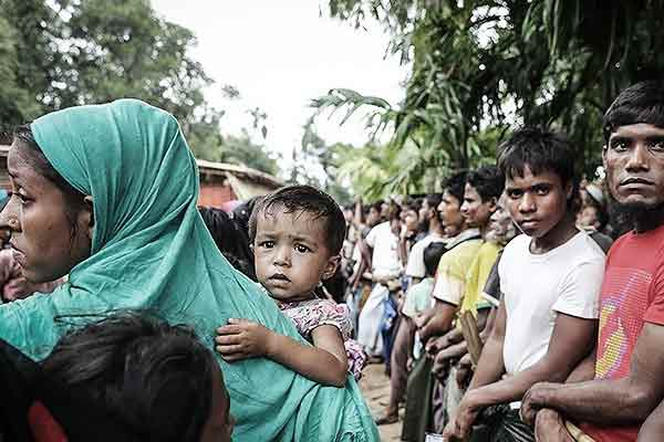 Now Helpers Of Rohingyas On The Target in Jammu and Kashmir