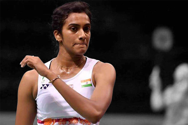 PV Sindhu lost in Swiss Badminton Open final to Carolina Marin