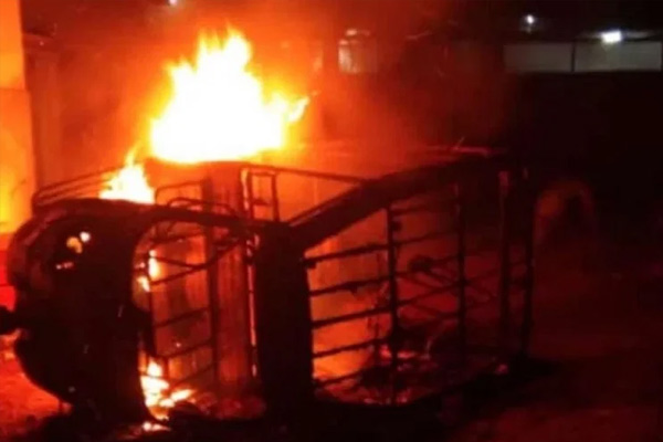 Communal Violence Grips Bhainsa In Nirmal District Yet Again