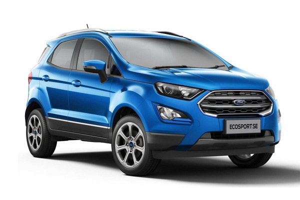 Ford India launches new SE variant of EcoSport