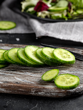Lets us look at the benefits of cucumber in daily life