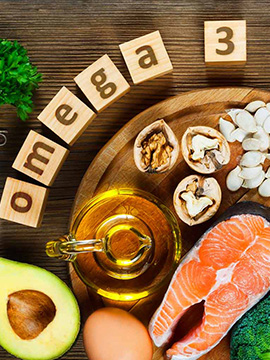 Why are Omega 3 fatty acids important?