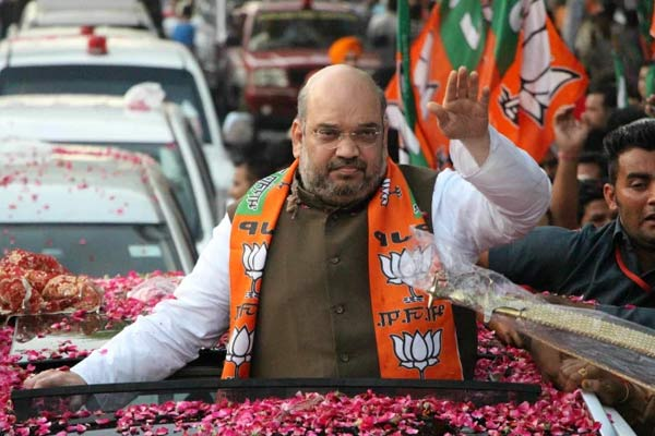 Amit Shah Will Begin Political Campaign From Jhargram In West Bengal Today