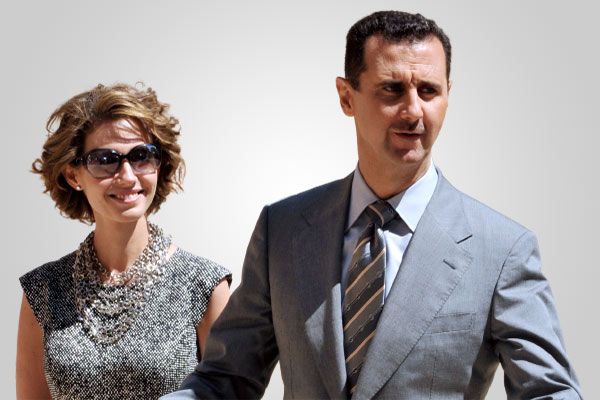 Asma al-Assad may face terrorism charges