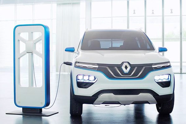Renault Kwid Electric launched in France under the name of Dacia Spring, priced at 16,990 euros