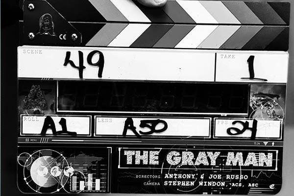 Dhanushs second Hollywood film The Gray Man shooting starts