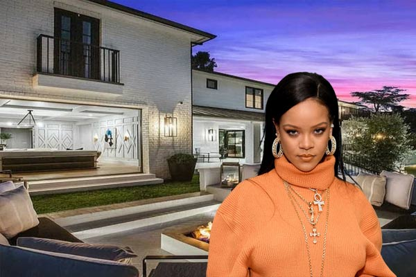 Rihanna bought mansion worth 100 crores rupees, it was built in 1930