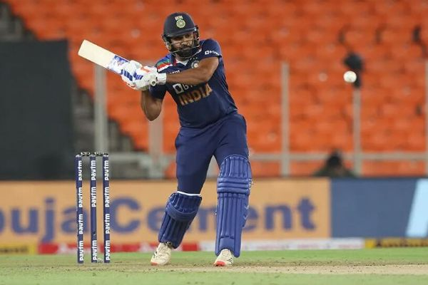 Rohit Sharma completes 9000 runs in T20 career