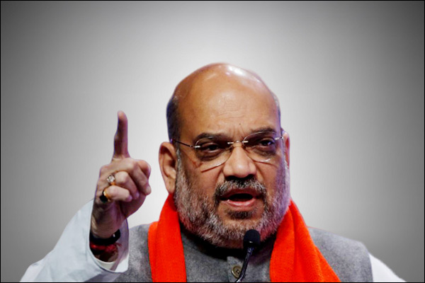 Amit Shahs second visit to Bengal in a week BJPs manifesto will be released today
