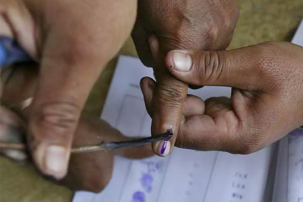 Voting is going on in 47 seats today under the first phase of the Assam assembly elections
