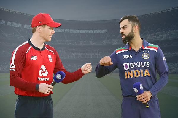 Today India and England will play third and decisive one day match