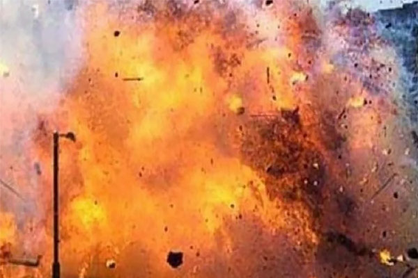 Four Persons Of A Family Lost Their Lives In An Explosion At Their Residence In Jharkhand