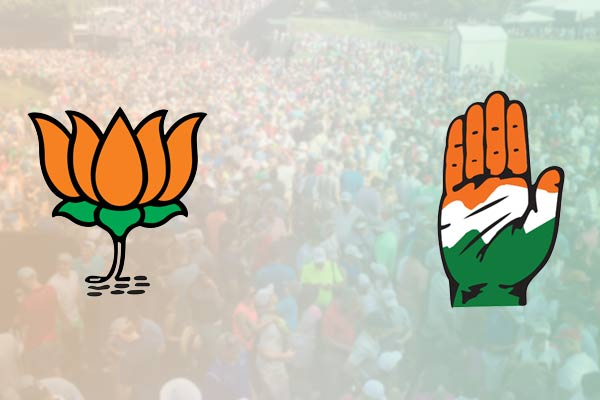 Congress And BJP Candidates Will File Nominations Today for Rajasthan By Elections