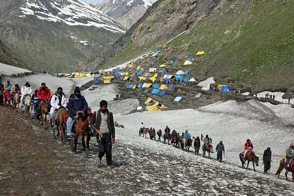 Advance Passenger Registration From Today For Amarnath Yatra