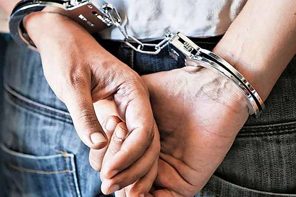 ISJK commander arrested, arms and cash recovered in the valley