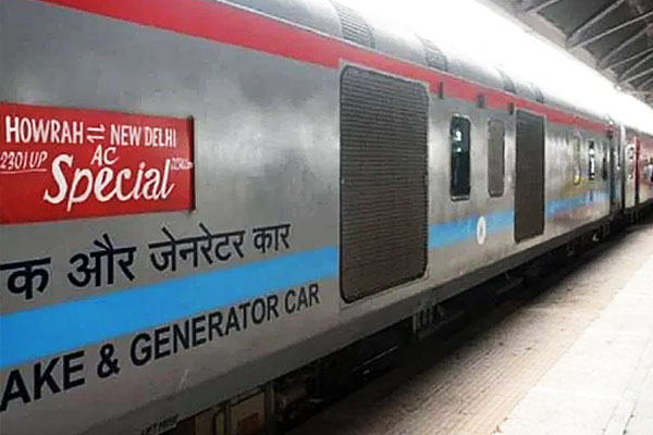 Railways Will Run 71 Unreserved Special Trains From Today