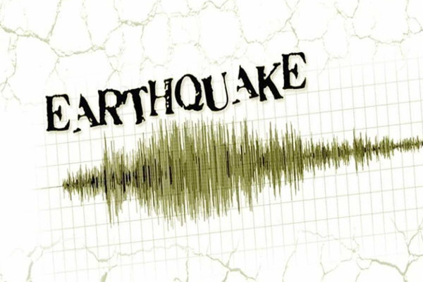 Earthquake Hit Tinsukia of Assam