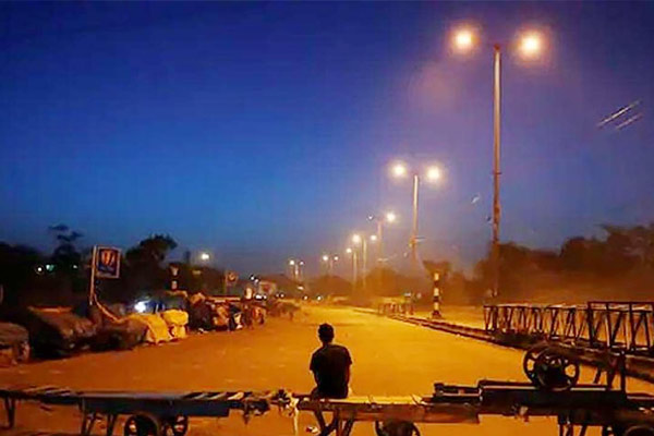 Night Curfew In 20 Cities Of Gujarat From Today