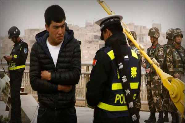 Two Uighur former officials sentenced to death