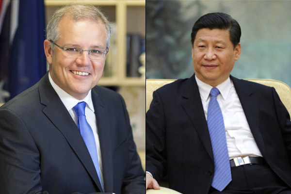 Australia responds to Chinese warning