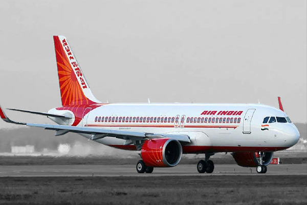 Emergency landing of Air India Express flight after fire warning