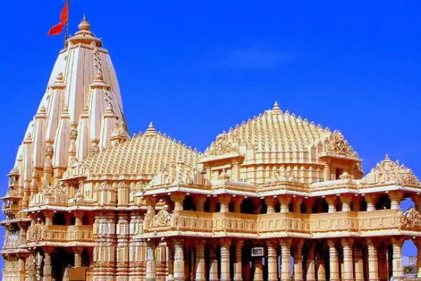 Somnath Temple Visit