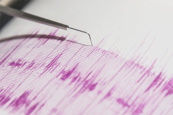 Earthquake in Shahdol in Madhya Pradesh