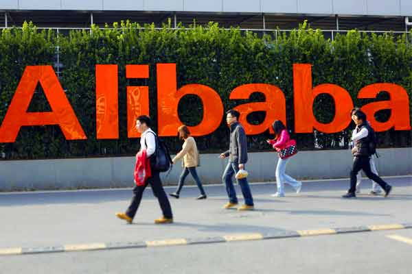 Alibaba accepts record China fine
