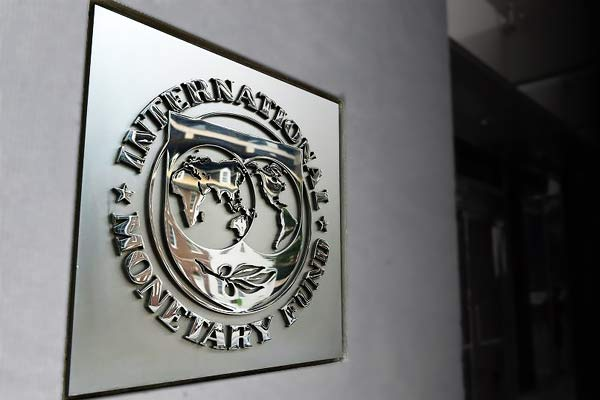 IMF on business sector growth in India