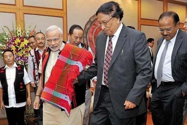 Ceasefire with Naga insurgent groups