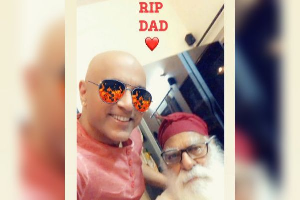 Baba Sehgal Father Dies