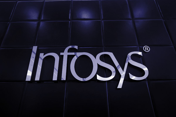 Infosys reported a profit of Rs 5,076 crore in the first quarter of the year