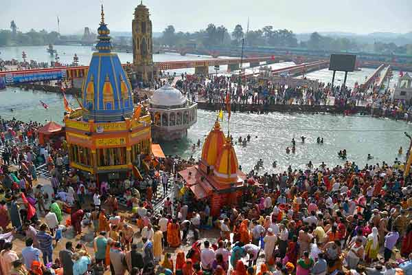 Two of 13 akhadas opt out of Kumbh Mela