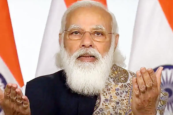 PM calls for symbolic participation in Kumbh Mela