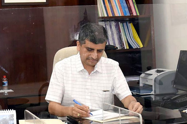 Ajay Seth takes charge as Economic Affairs Secretary