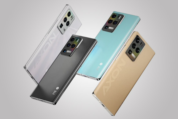 ZTE Axon 30 Ultra 5G and ZTE Axon 30 Pro 5G smartphones launched in China