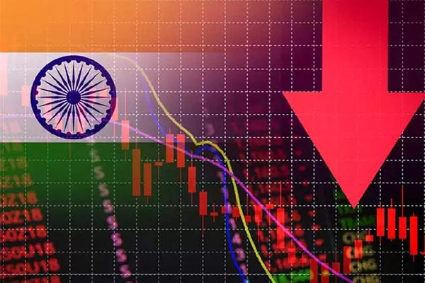 If there is a month long nationwide lockdown in India GDP can fall by up to 2 percent