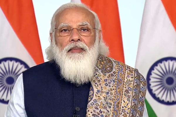 PM Modi will talk to officials of vaccine producing companies today
