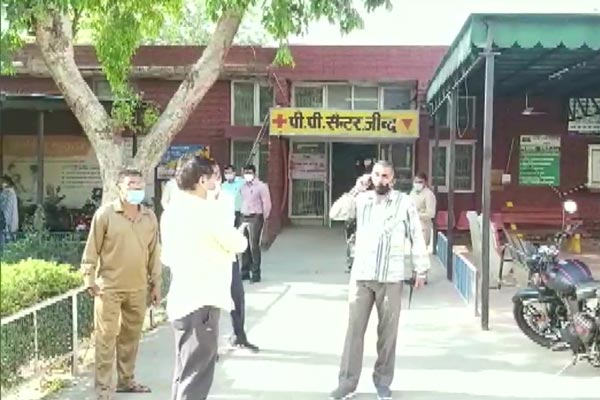 Jind Civil Hospital